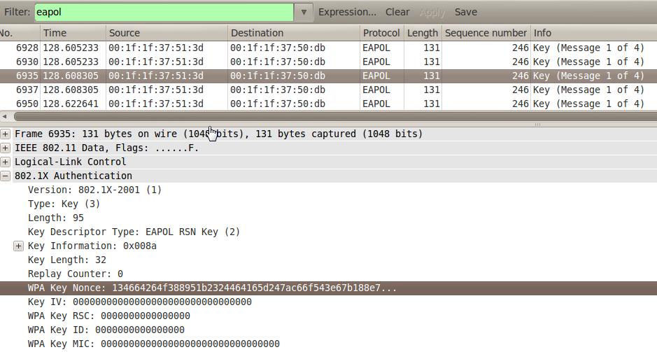 William – WPA/WPA2 4-way handshake extraction script